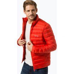 Calvin Klein - Męska kurtka puchowa, czerwony. Czerwone kurtki męskie Calvin Klein, m, z puchu, eleganckie. Za 899,95 zł.