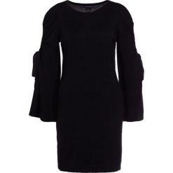 Club Monaco SOHRABIA DRESS Sukienka dzianinowa black. Czarne sukienki dzianinowe Club Monaco. W wyprzedaży za 371,60 zł.