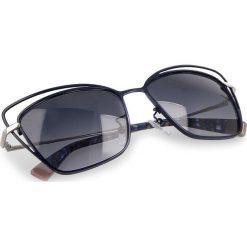 Okulary przeciwsłoneczne FURLA - Fenice 919690 D 144F MI0 Corteccia d. Niebieskie okulary przeciwsłoneczne damskie lenonki Furla. W wyprzedaży za 529,00 zł.