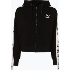 Puma - Damska bluza rozpinana, czarny. Czarne bluzy rozpinane damskie Puma, m. Za 289,95 zł.