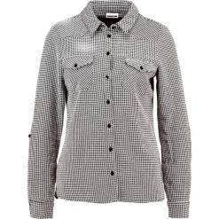 Koszule wiązane damskie: Noisy May NMERIK Koszula black/combo