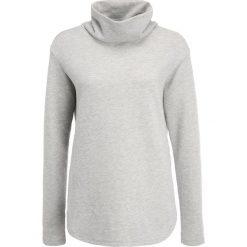 Bluzy rozpinane damskie: Deha HIGH NECK  Bluza grey melange/silver