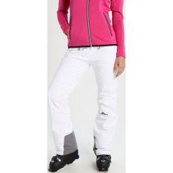 J.LINDEBERG TRUULI Spodnie narciarskie white. Białe bryczesy damskie J.LINDEBERG, m, z materiału, narciarskie. W wyprzedaży za 755,40 zł.