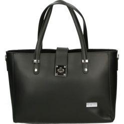 Torba - 4-181-O R NER. Szare torebki klasyczne damskie Venezia, ze skóry. Za 379,00 zł.