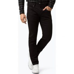 G-Star - Jeansy męskie – 3301, czarny. Czarne jeansy męskie regular G-Star. Za 379,95 zł.