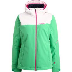 Kurtki damskie: Ziener TAMILA  Kurtka narciarska bright green