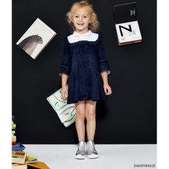 Sukienka dziewczęca Back to School Dress. Czarne sukienki dziewczęce z falbanami Pakamera, eleganckie. Za 179,00 zł.