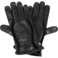 Rękawiczki męskie: Rękawiczki Męskie ARMANI JEANS – B6408 D1 12 Black