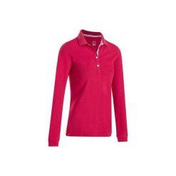T-shirty damskie: Koszulka polo do golfa malina