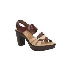 Rzymianki damskie: Sandały Verano  SANDAŁY  5800