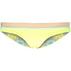 Stroje kąpielowe damskie: Maaji Dół od bikini lime