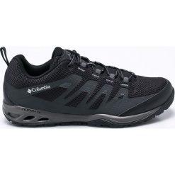 Columbia - Buty Vapor Vent. Czarne buty trekkingowe męskie Columbia, z materiału, outdoorowe. W wyprzedaży za 249,90 zł.