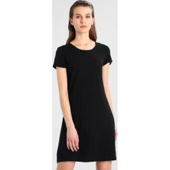 Sukienki hiszpanki: GAP TWIST BACK DRESS Sukienka z dżerseju true black