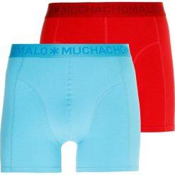 MUCHACHOMALO MEN SOLID 2 PACK Panty multicolor. Niebieskie bokserki męskie MUCHACHOMALO, z bawełny. Za 169,00 zł.