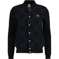 Swetry rozpinane męskie: Lacoste LIVE Kardigan flibustier/noir