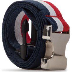 Pasek Męski TOMMY JEANS - Tju Webbing Belt 4.0 AU0AU00360 902. Niebieskie paski męskie marki Tommy Jeans, w paski, z jeansu. Za 179,00 zł.