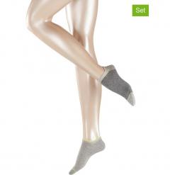 Skarpetki (4 pary) w kolorze szarym. Szare skarpetki damskie marki Esprit. W wyprzedaży za 51,95 zł.