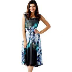 Sukienki balowe: Sukienka w kolorze zielono-fioletowym