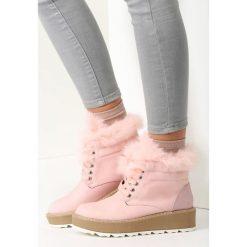 Różowe Śniegowce Shout It Loud. Czerwone buty zimowe damskie vices. Za 119,99 zł.