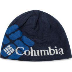 Czapka COLUMBIA - Heat Beanie 1472301 Collegiate Navy Big Gem 470. Niebieskie czapki męskie Columbia, z materiału. Za 104,99 zł.