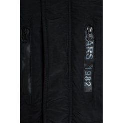 Kurtki chłopięce przeciwdeszczowe: Cars Jeans BARROW Płaszcz zimowy black