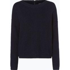 Swetry damskie: Esprit Casual - Sweter damski, niebieski
