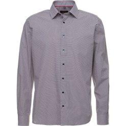Koszule męskie na spinki: Eterna MODERN FIT KENT  Koszula biznesowa navy/rot