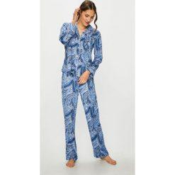 Lauren Ralph Lauren - Piżama. Szare piżamy damskie Lauren Ralph Lauren, l, z bawełny. Za 499,90 zł.