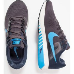 Nike Performance AIR ZOOM STRUCTURE 21 Obuwie do biegania Stabilność obsidian/blue hero/thunder grey/vast grey/summit white. Niebieskie buty do biegania męskie Nike Performance, z materiału. Za 779,00 zł.