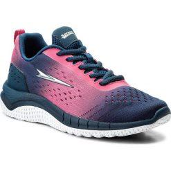 Buty SPRANDI - P2713317-2 Granatowy Różowy. Niebieskie buty do fitnessu damskie marki Salomon, z gore-texu, na sznurówki, gore-tex. Za 179,99 zł.