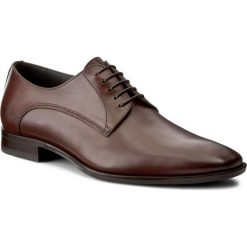 Derby męskie: Półbuty BOSS - Carmons 50228940 1014818801 Medium Brown 214