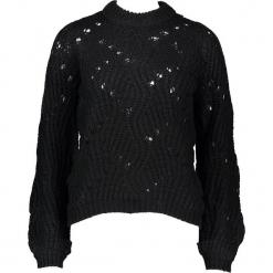 Sweter w kolorze czarnym. Czarne swetry oversize damskie marki Vero Moda, xs, ze splotem. W wyprzedaży za 130,95 zł.