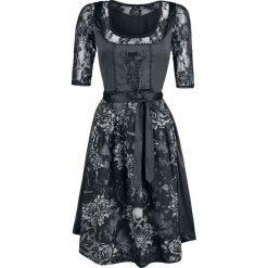 Black Premium by EMP Hedi's Dirndl Sukienka czarny. Czarne sukienki balowe marki Black Premium by EMP, xl, z poliesteru. Za 365,90 zł.