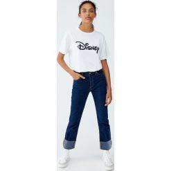 T-shirty damskie: Koszulka z logo Disneya