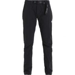 Bryczesy damskie: 8848 Altitude HARPER PANT Spodnie materiałowe black