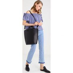 Mint&berry Torba na zakupy black. Czarne shopper bag damskie marki mint&berry. W wyprzedaży za 254,25 zł.