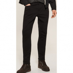 Spodnie skinny - Czarny. Czarne rurki męskie House. Za 99,99 zł.