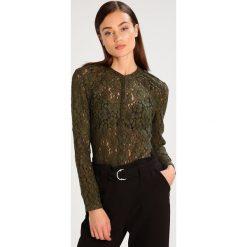 Koszule wiązane damskie: IVY & OAK Koszula forrest green