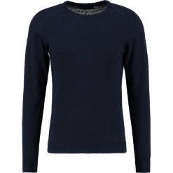 Swetry męskie: Jack & Jones JPRIBE Sweter navy