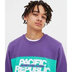 Bejsbolówki męskie: Bluza z okrągłym dekoltem Pacific Republic