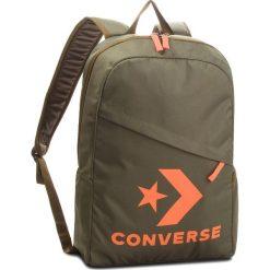 Plecak CONVERSE - 10008091-A02  Zielony. Zielone plecaki męskie Converse, z materiału. W wyprzedaży za 119,00 zł.