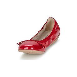 Baleriny damskie lakierowane: Baleriny LPB Shoes  ELLA VERNIS