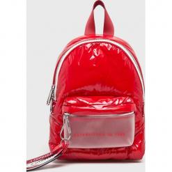 Tommy Jeans - Plecak. Różowe plecaki damskie marki Tommy Jeans, z jeansu. Za 359,90 zł.
