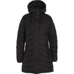 Płaszcze damskie pastelowe: Bergans SVOLVAER Płaszcz puchowy black