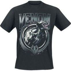 Venom (Marvel) Scream T-Shirt czarny. Czarne t-shirty męskie Venom (Marvel), m, z motywem z bajki. Za 74,90 zł.