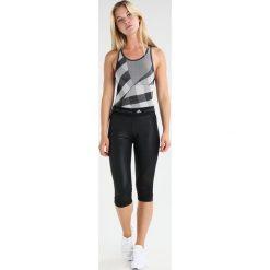 Adidas by Stella McCartney TRAIN  Koszulka sportowa black/white. Czarne t-shirty damskie adidas by Stella McCartney, xs, z elastanu. W wyprzedaży za 164,50 zł.