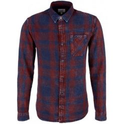 Q/S Designed By Koszula Męska Xl Ciemny Niebieski. Niebieskie koszule męskie na spinki marki Q/S designed by, l, z bawełny. Za 159,00 zł.