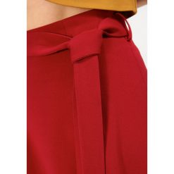 Spódniczki trapezowe: KIOMI Spódnica trapezowa dark red