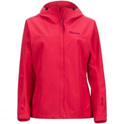 Marmot Wm's Minimalist Jacket Hibiscus Xl. Czerwone kurtki damskie turystyczne marki Marmot, s, z gore-texu, gore-tex. W wyprzedaży za 699,00 zł.