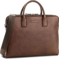 Torba na laptopa BOSS - Traveller 50385915 210. Brązowe plecaki męskie Boss. Za 2099,00 zł.